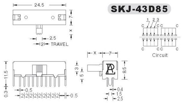 电路 电路图 电子 原理图 650_357